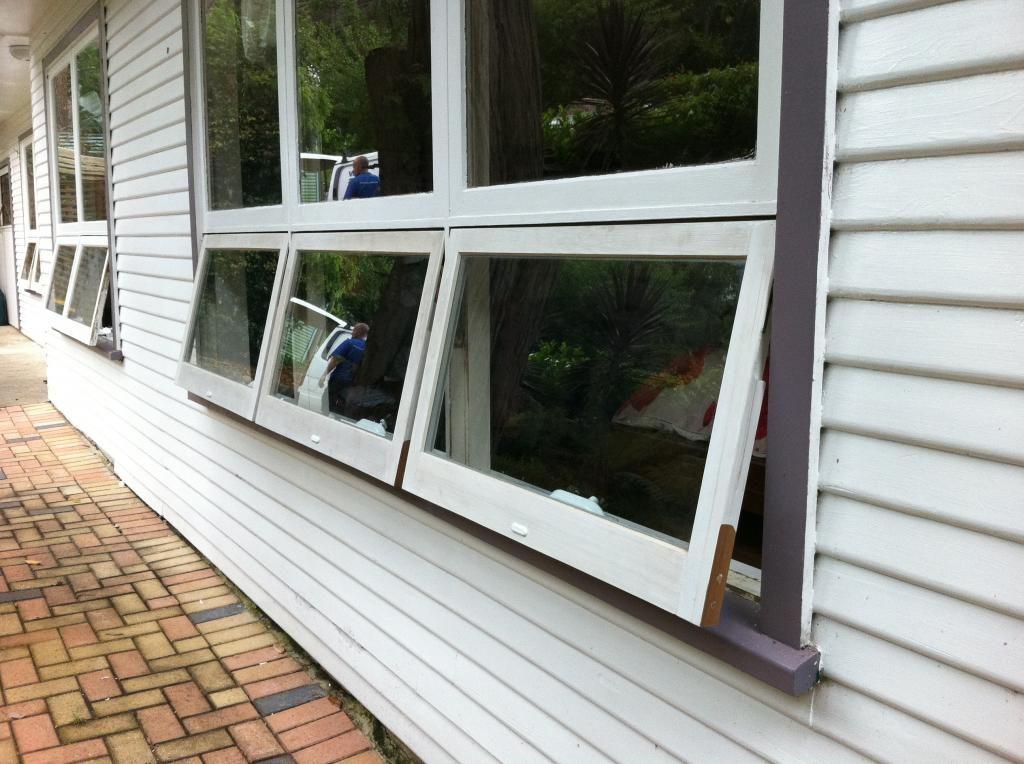 Montare geam termopan
